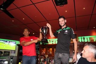 De Sportpub Cup.
