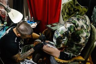 tatuaj la conventia tatuajelor