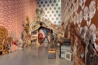 'Medea' installation view. Photo by Tod Seelie