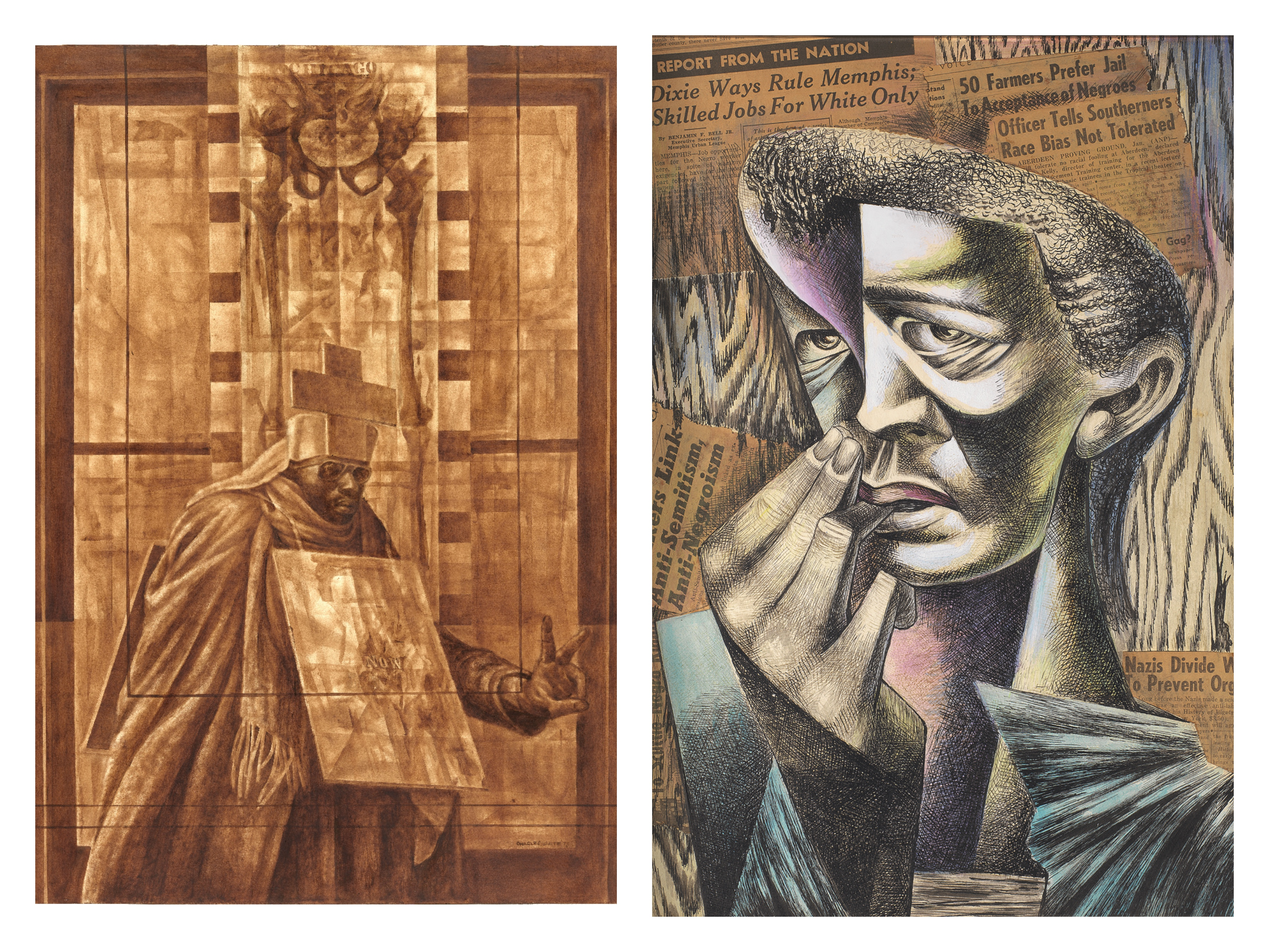 Art Disappears Into Commerce Like >> Moma Is Finally Giving Legendary Black Artist Charles White His Due