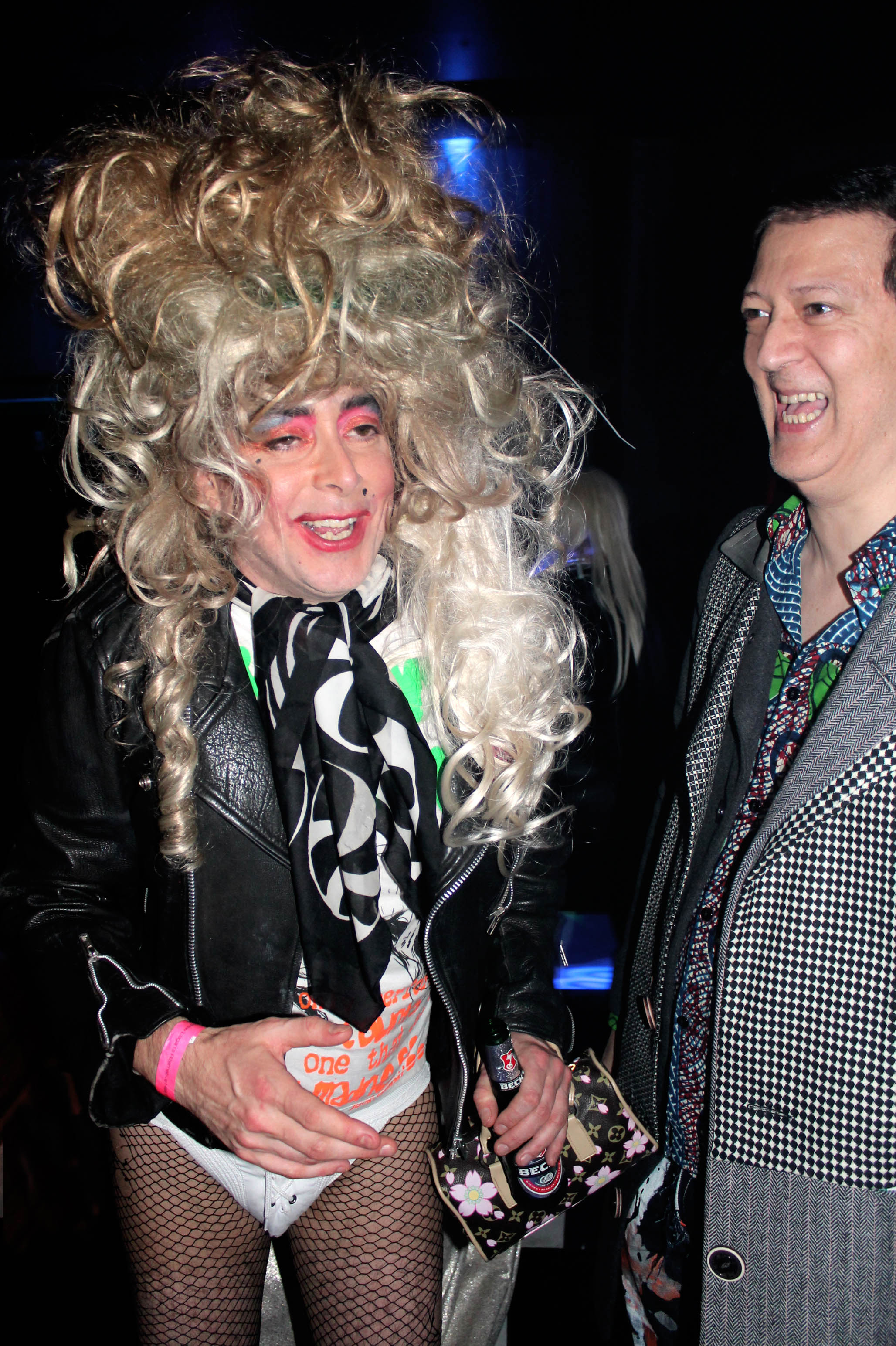 Alternative Miss World Contest 2014 sees PVC tentacles and