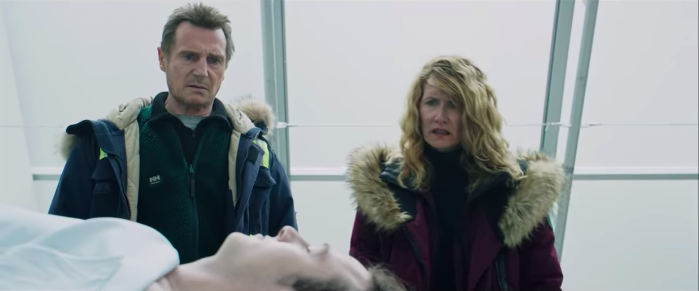 Watch the Bonkers Trailer for Liam Neeson's Snowplow Thriller 'Cold