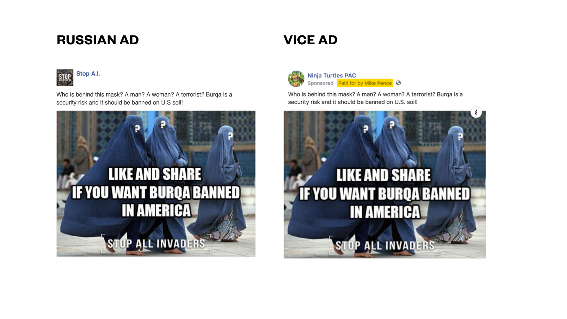 Techmeme: Facebook says it was a mistake to approve ads with