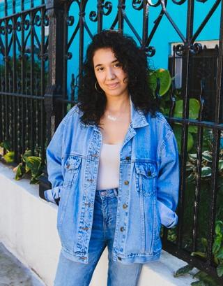 Erika Ramirez by Nefertiti-Hernandez