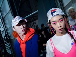 D-Antidote spring/summer 19, Seoul Fashion Week