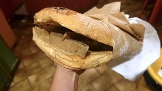 panino con la milza in campania