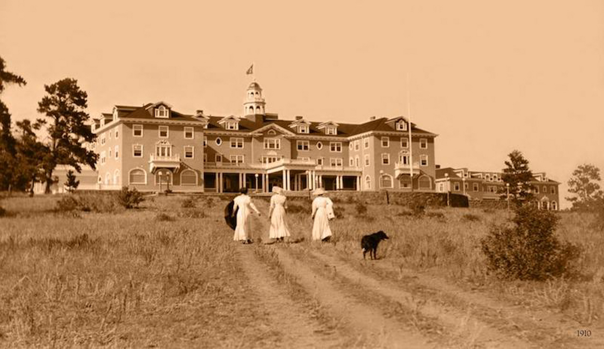 The Shining Hotel The Scary Building That Inspired Stephen King
