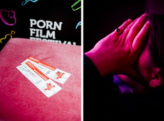 Kinokarten für das Pornfilmfestival in Berlin