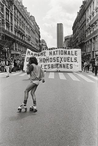 Marche Nationale des Homosexuels et Lesbiennes Jean-Claude Aubry