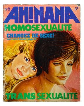 Trans Sexualité Ah! Nana numéro 8