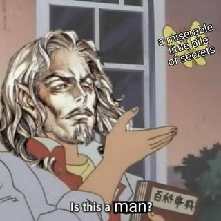 pigeon meme what is a man castlevania localizzazione