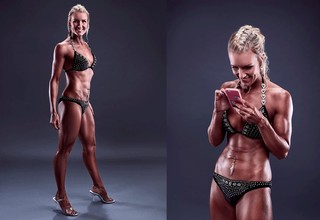claire lawrence bodybuilder