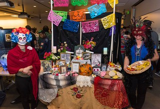 Ofrenda for space missions