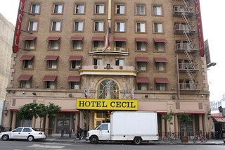 hotel cecil LA los angeles