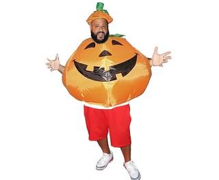 dj khaled pumpkin