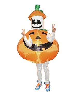marshmello pumpkin