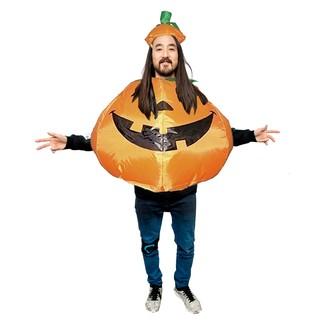 steve aoki pumpkin