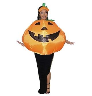 cardi b pumpkin