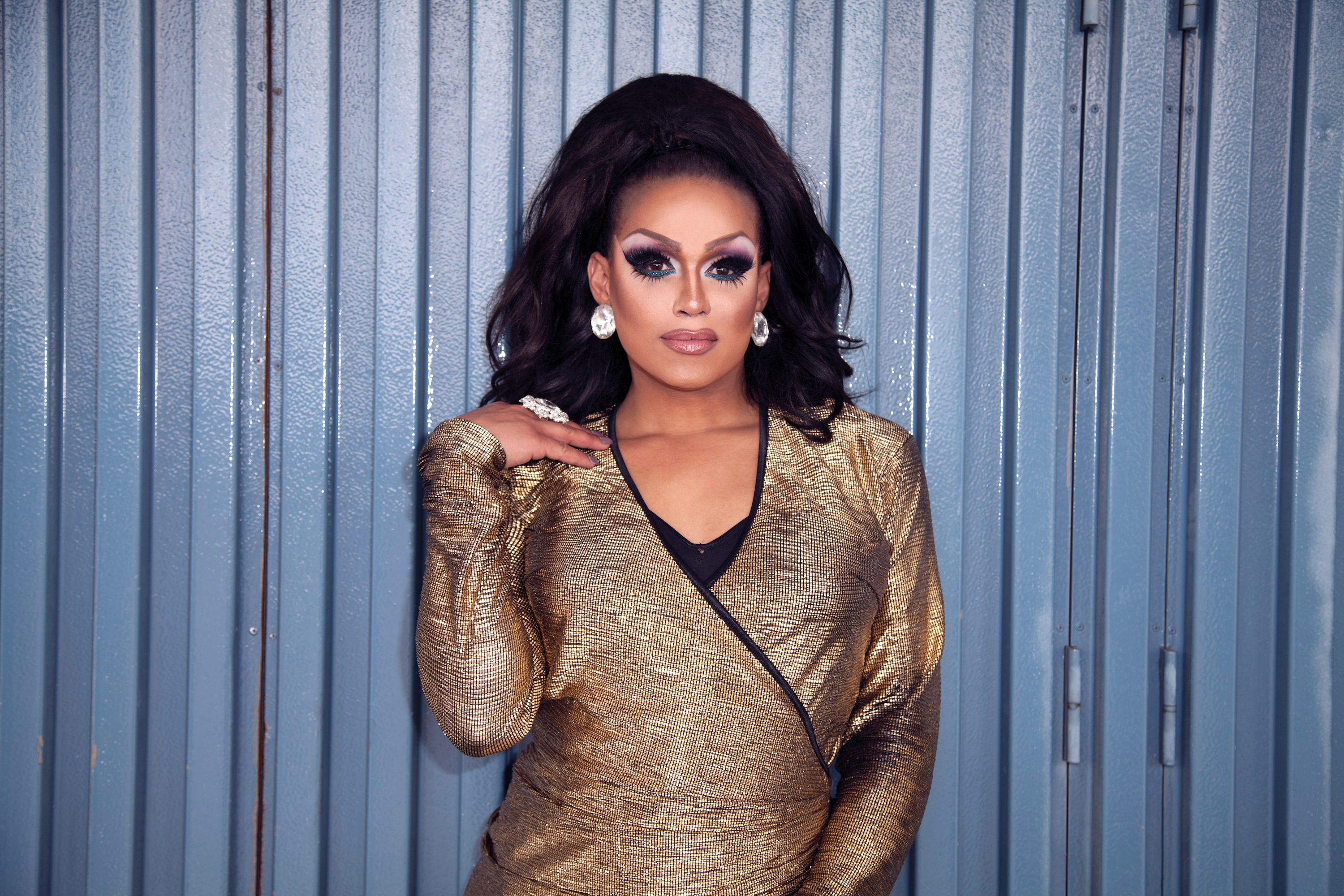 Alright Darling extract and photos featuring RuPaul's Drag