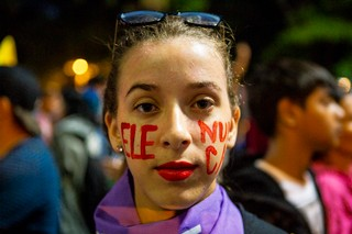 Julia Bernardino, 17 anos