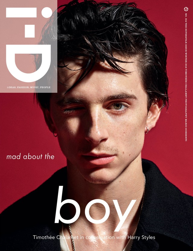 Harry Styles Interviews Timothee Chalamet For I D Read The Full