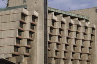 Krakow-Poland-Abandoned-Communist-Hotel-Flickr-Forum-Hotel-Brutalist-Krakow-1-of-10