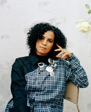 Neneh Cherry i-D Magazine