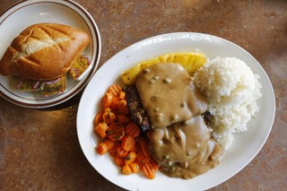 Wailana Diner The-Famous-Meatloaf