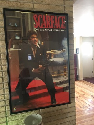 Say hello Scarface