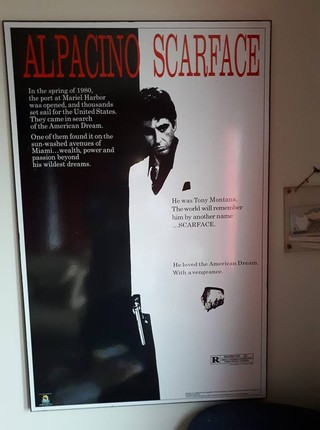 Scarface silhouette