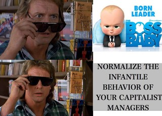 They Live Meme