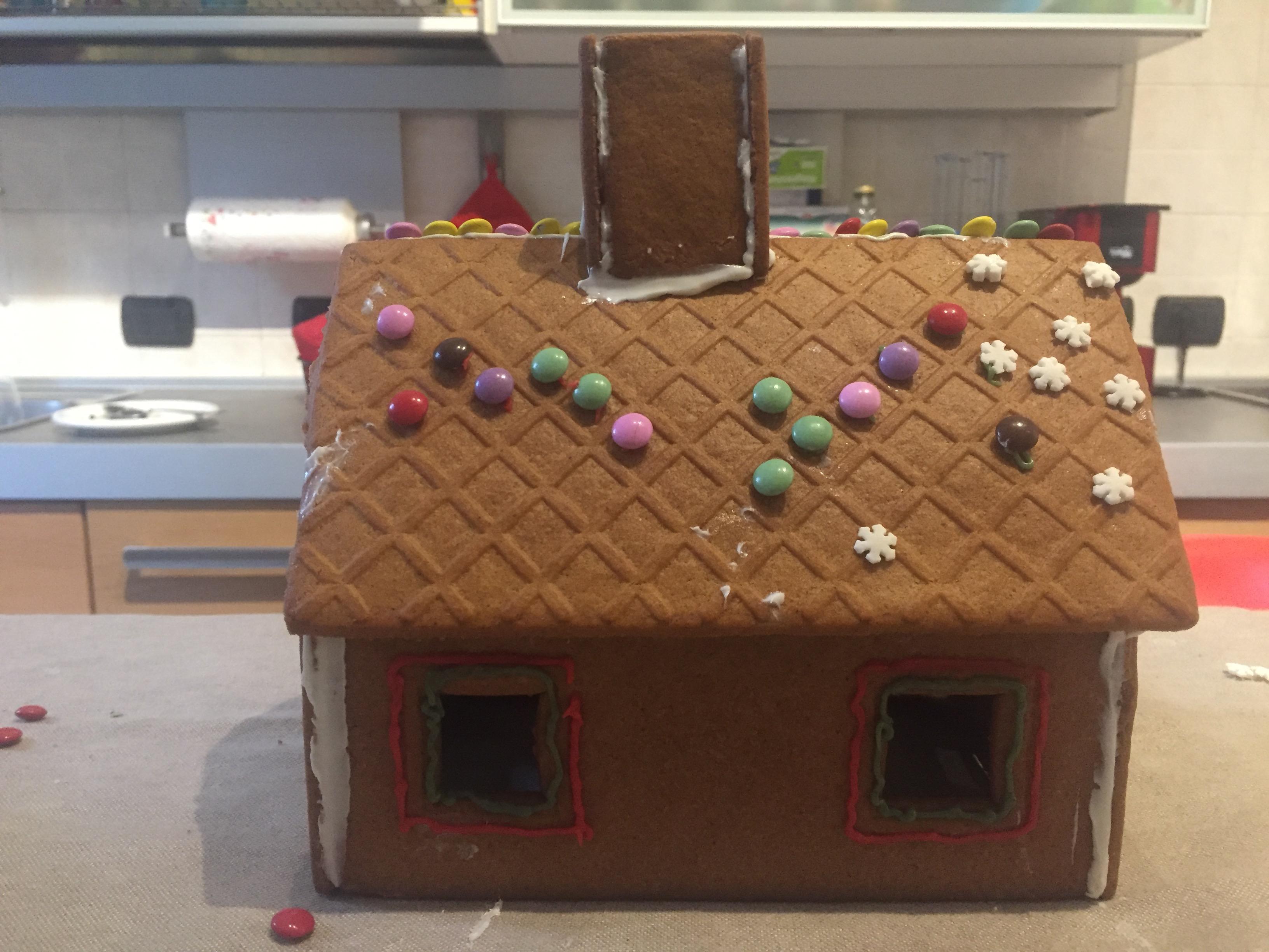 Casetta Di Natale Ikea : Costruire una casetta ikea ho provato a fare quella di pan di zenzero