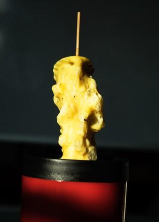Omelet lavet i en Egg Master