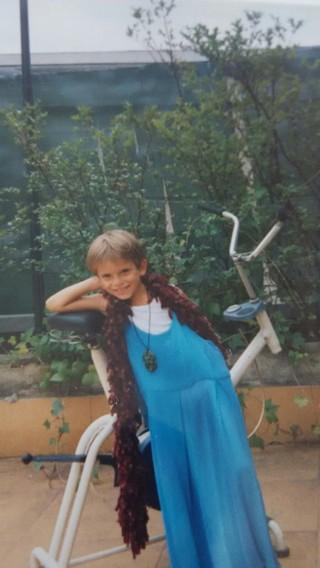 niño ropa mujer