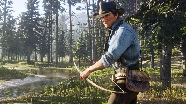 Red Dead Redemption 2' Is the Only World in Which I've Ever Felt