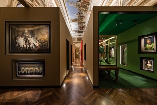 Wes Anderson Juman Malouf mostra Vienna curatori