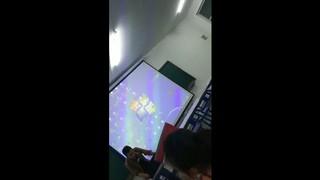 profesor porno clase