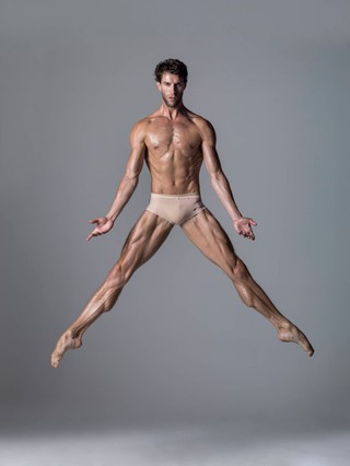 James Whiteside Ballet