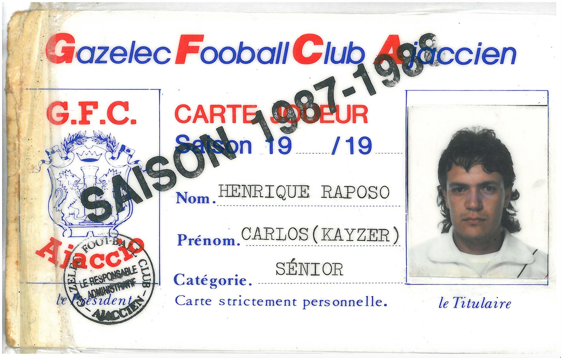 Kaiser's ID