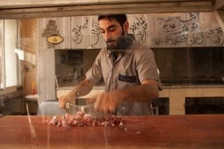 Kebab Raqqa Syrie