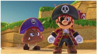 Mario Pirate