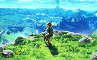 Zelda - Breath - Wild