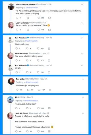 beto sex tweet replies