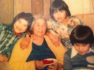 Phillip Tallio and family