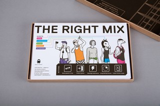 The Right Mix Bergnein
