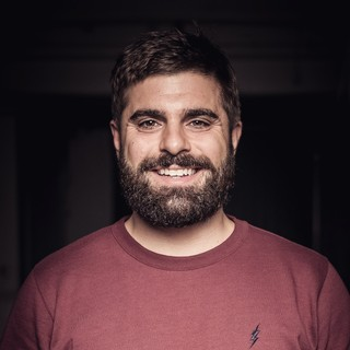 Alexander Kandiloros smiler