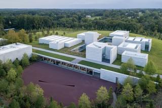 1542304520658-4_Aerial-of-Pavilions_Iwan-Baan_Glenstone-Museum