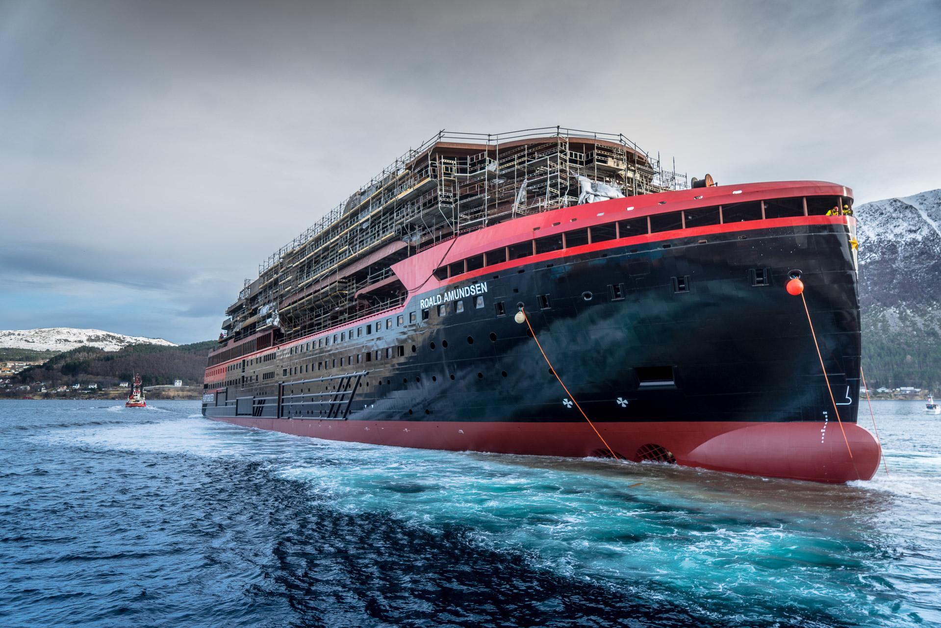 Hurtigruten | 'Dead Fish Can Power Our Fleet' Says ...