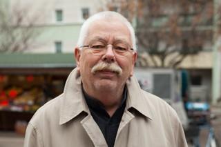 Der 70-jährige Dirk