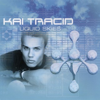 Kai Tracid Liquid Skies album cover: y2k aesthetic